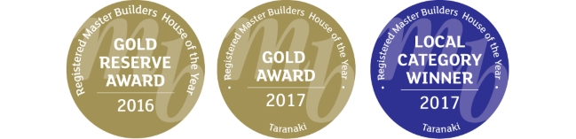GC Building - Taranaki Master Builders Awards